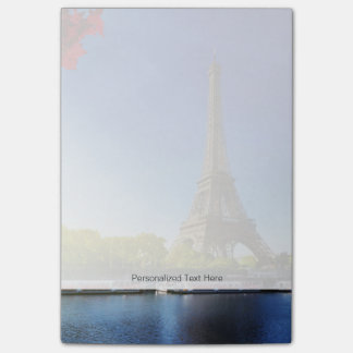 Seine In Paris With Eiffel Tower In Autumn Time Post-it® Notes