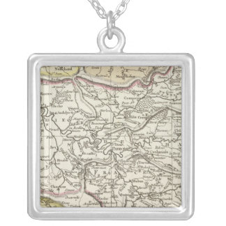Seine River Silver Plated Necklace
