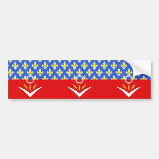 Seine-Saint-Denis France Bumper Stickers