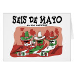 Seis de Mayo Cards
