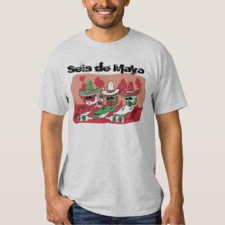 Seis de Mayo Shirts