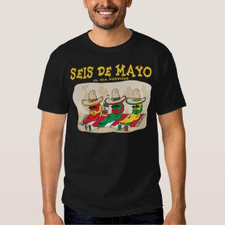 Seis De Mayo Tshirts