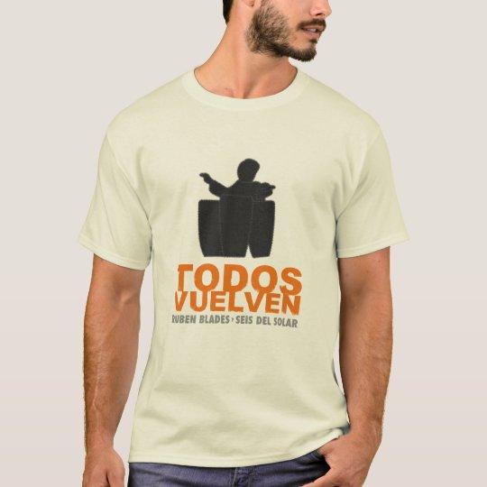 Seis del Solar - B - Montalvo T-Shirt