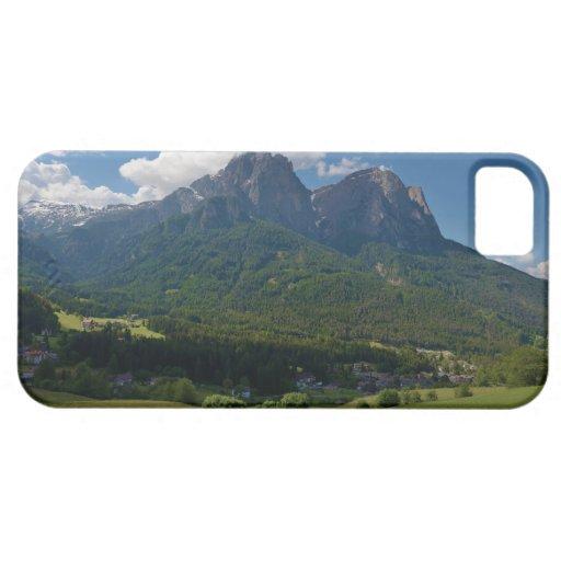 Seis Schlern Mountain Castel Ruins Hauenstein iPhone 5 Cover