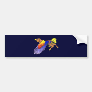Seize griffin gryphon bumper stickers