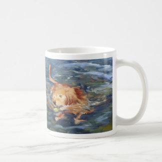 Seize the Day - Golden Retriever Mug