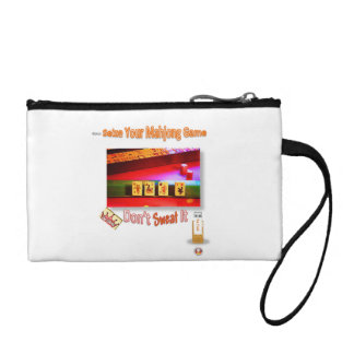 Seize Your Mahjong Game rather than Sweat It! Coin Wallets