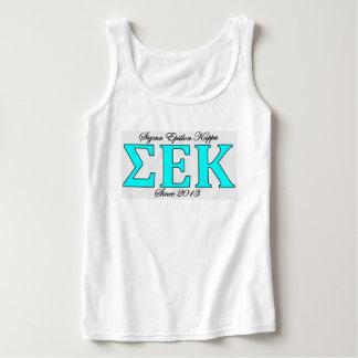 SEK Greek Logo Tank