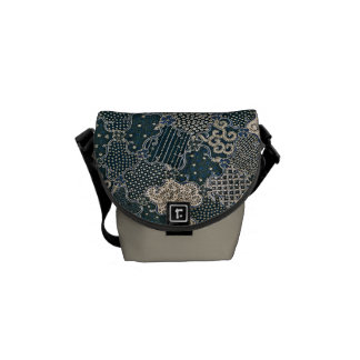 Sekar Jagad Batik Commuter Bag