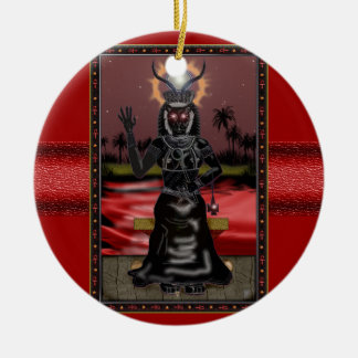 sekhmet-bint-em-ra ornament