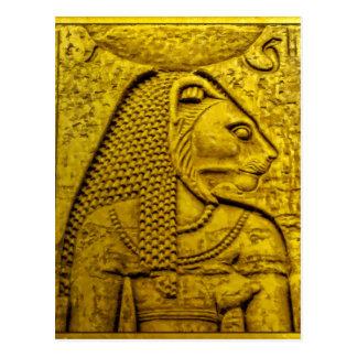 Sekhmet Postcard