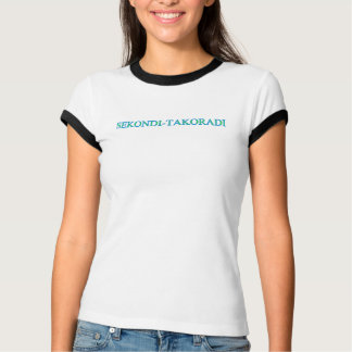 Sekondi-Takoradi T-Shirt