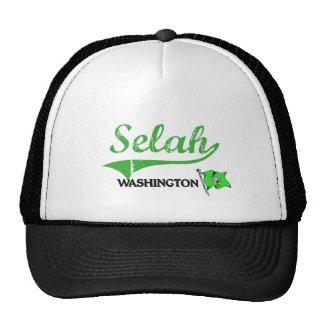 Selah Washington City Classic Hats