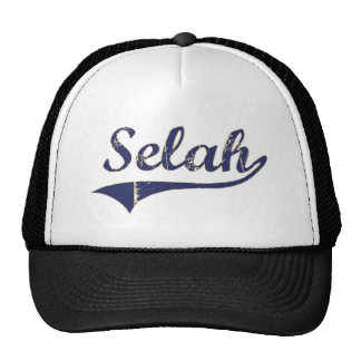 Selah Washington Classic Design Mesh Hats