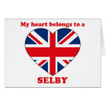 Selby Card