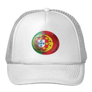 Selecção das Quinas Fuetbol Bola Trucker Hat
