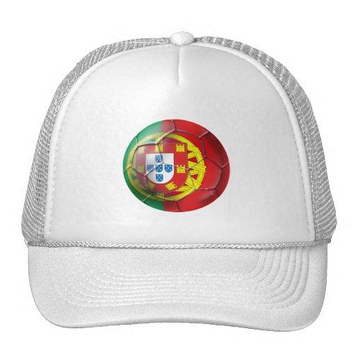 Selecção das Quinas Fuetbol Bola Mesh Hat