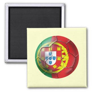 Selecção das Quinas Fuetbol Bola Refrigerator Magnet