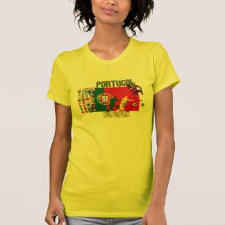 Selecção Portuguesa - 32 Paises Futebol Arte Tshirts