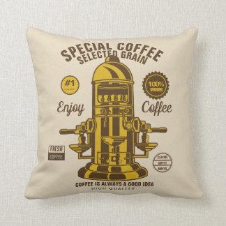 Selected coffee cushion