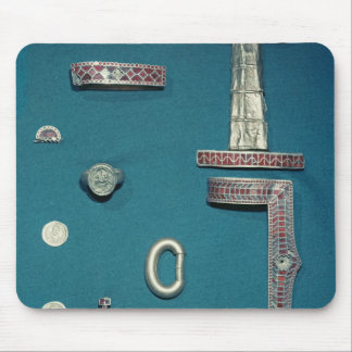 Selection of jewellery mouse mat