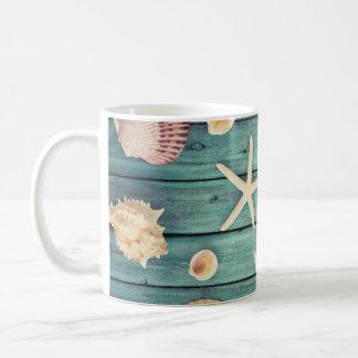 Selection Of Seashells Coffee Mug