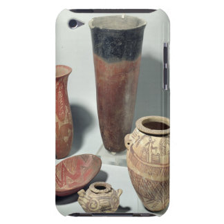 Selection of vases, Naqada I/II Period, 4000-3100 iPod Case-Mate Cases