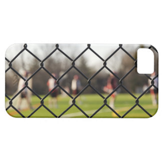 Selective focus on the net iPhone 5 cases