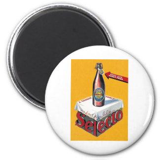 Selecto Cola - Algeria 6 Cm Round Magnet