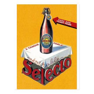 Selecto Cola - Algeria Postcard