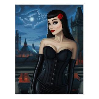 Selena Postcard