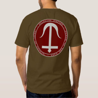 Seleucid Empire Maroon & White Seal Shirt