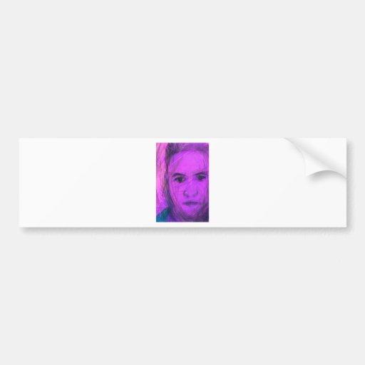 Self Bumper Stickers