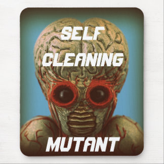 Self Cleaning Mutant Mouse Pad