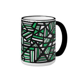 Self-Confident Frank Famous Emotional Ringer Mug