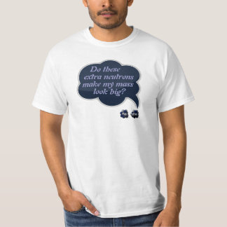 Self-Conscious Isotope T-Shirt
