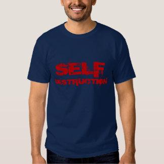 """""""Self Destruction"""" t-shirt"""