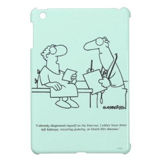 Self-Diagnosis iPad Mini Cover