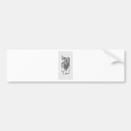 Self Enlightenment Bumper Stickers