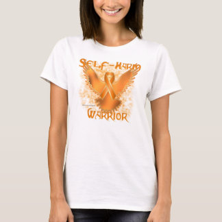 Self-Injury Eagle Ladies Nano T-Shirt