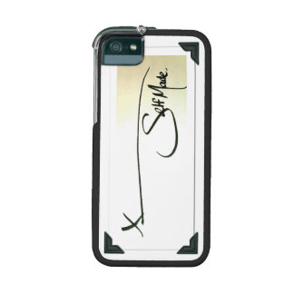 """Self Made® "" Case For iPhone 5"