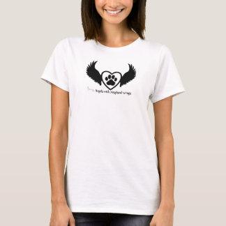 Self Made Vinyl shirt white