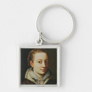 Self portrait, 1559-61 key ring