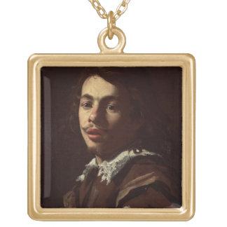Self Portrait, 1620 (oil on canvas) Pendants