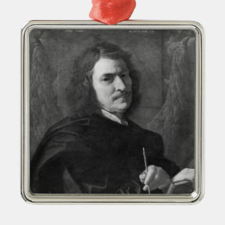 Self Portrait, 1649 Christmas Ornament