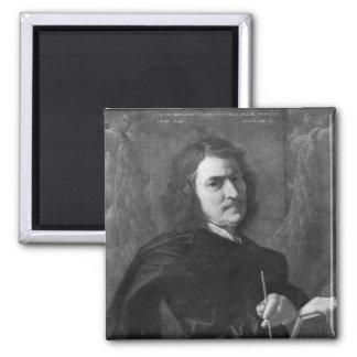Self Portrait, 1649 Magnet