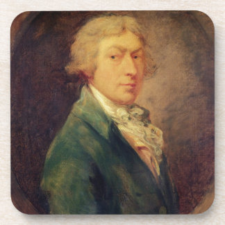 Self Portrait, 1787 (oil on canvas) 2 Drink Coaster