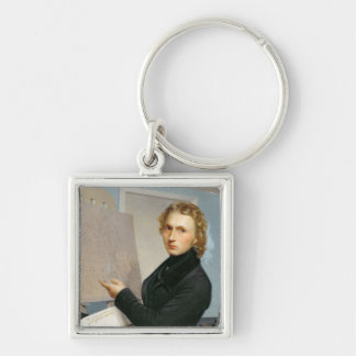 Self Portrait, 1822 Key Chain