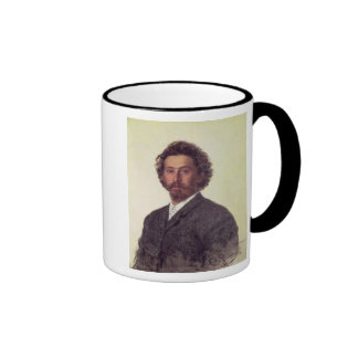 Self Portrait, 1887 Ringer Mug