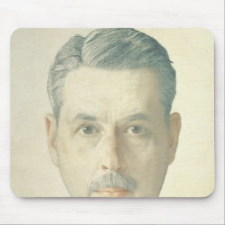 Self Portrait, 1921 Mouse Mat